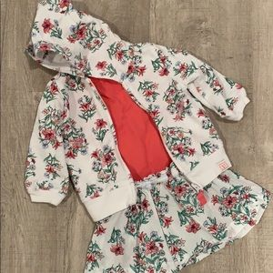 🌸 Carter's 3-piece baby set